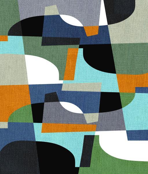 Fragments III by Susana Paz