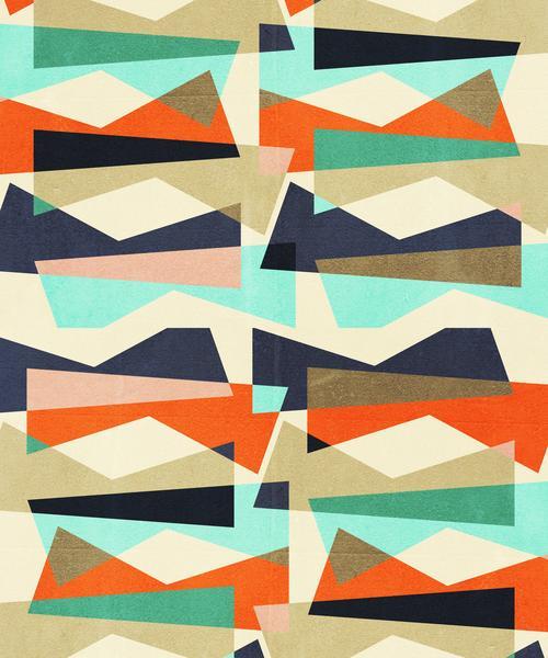 Fragments V by Susana Paz