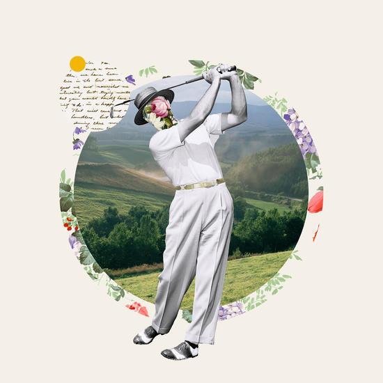 Golf by Oleg Borodin