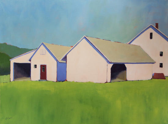 Happy Family by Carol C Young. The Creative Barn