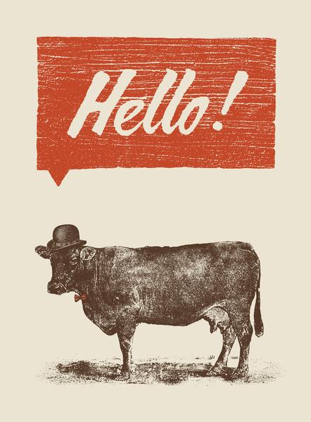 Hello! by Florent Bodart - Speakerine