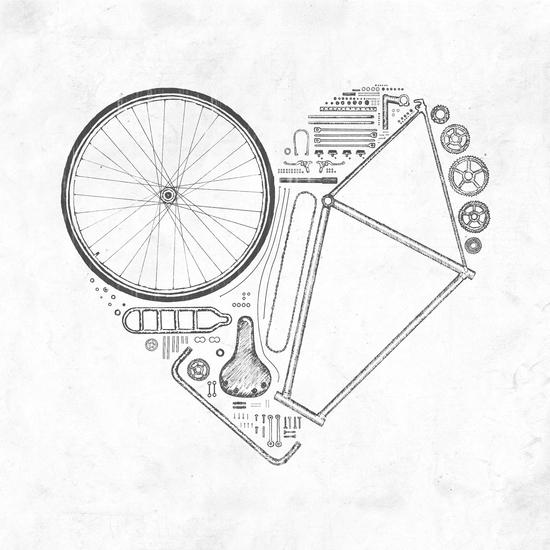 Love Bike by Florent Bodart - Speakerine