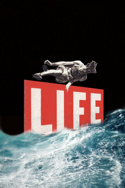 Life Obstacle by tzigone