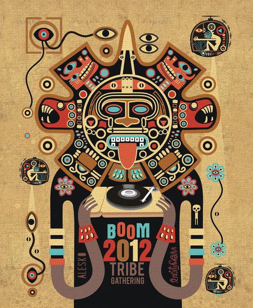 Maya spirit by Exit Man