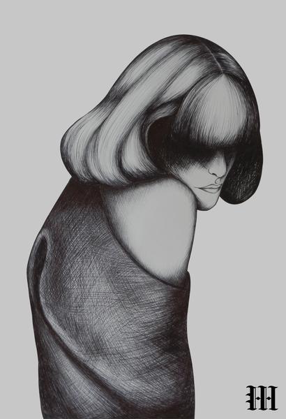 Melancholia by Mathilde MILLERANT