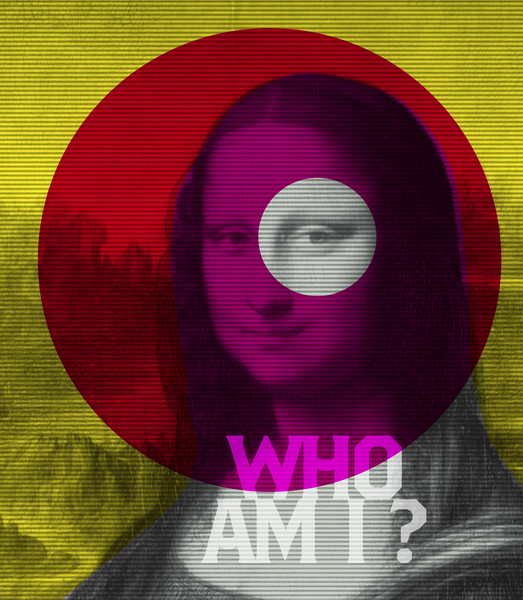 Who am I? by Vic Storia