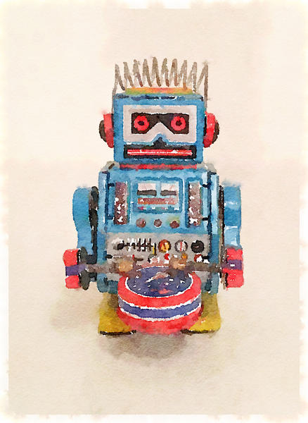 My Robot by Malixx