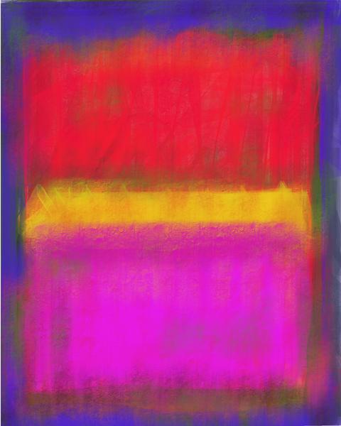 My Rothko by Malixx