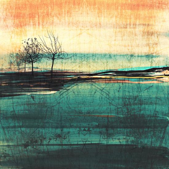 Romance at Sunset  by Irena Orlov