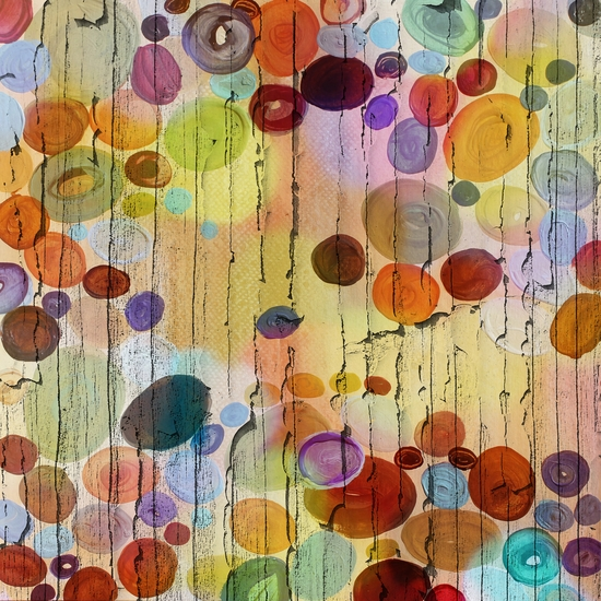 Reflecting the harmony VI by Irena Orlov