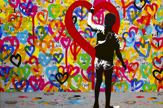HEARTS by db Waterman