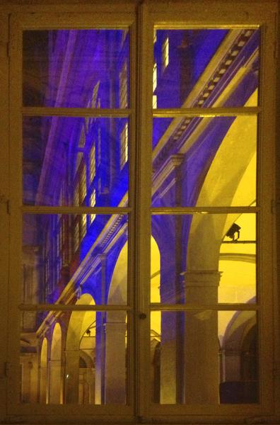 Palazzo Corsini Window by Ivailo K