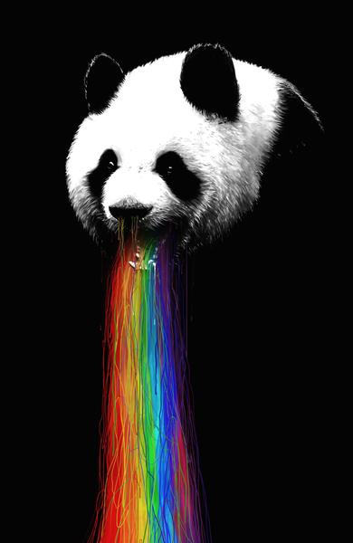 Pandalicious by Nicebleed