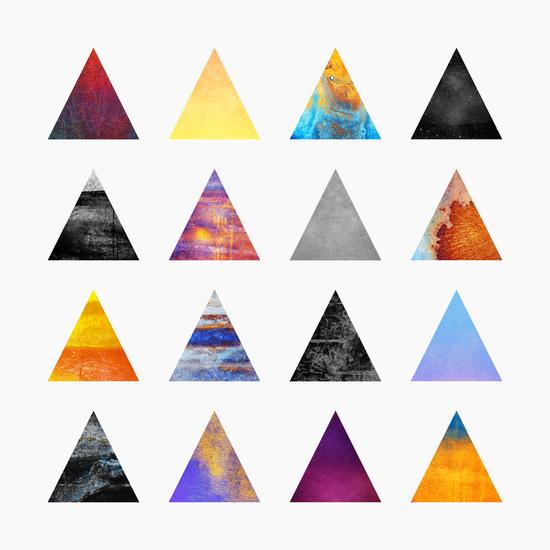 Pyramids by Elisabeth Fredriksson
