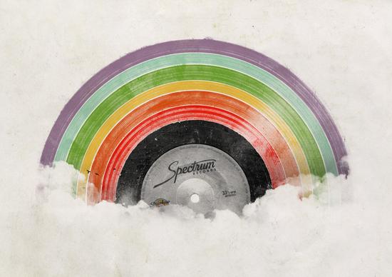 Rainbow Classic by Florent Bodart - Speakerine