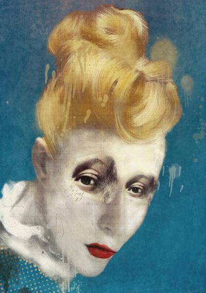 Selfish Jean by Sarah Jarrett Art