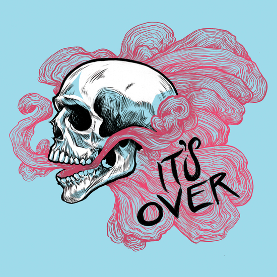 Over by Alice Holleman