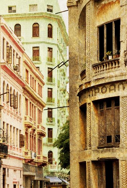 Street In Cuba by fauremypics