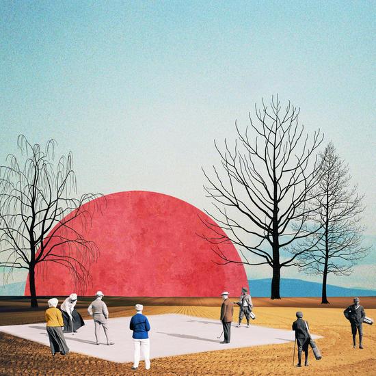 Sun by Oleg Borodin