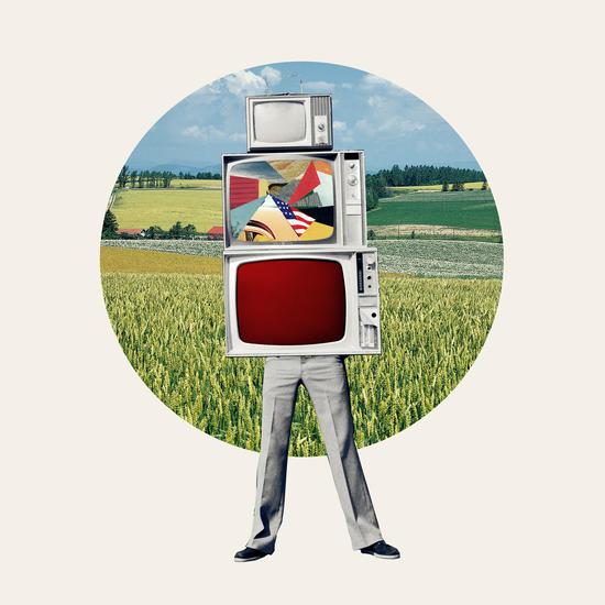 TV by Oleg Borodin
