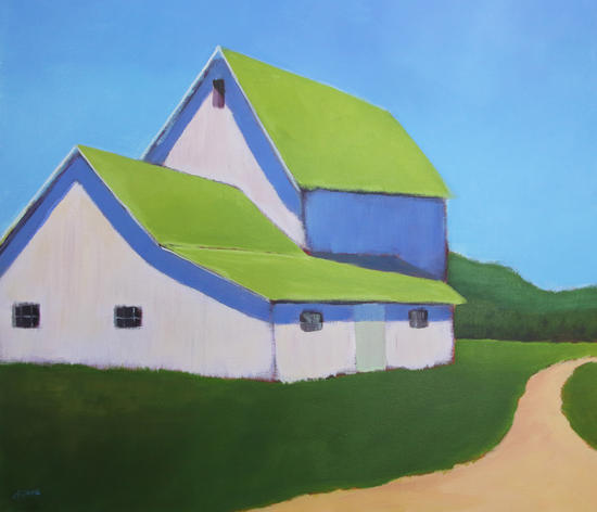 Togetherness by Carol C Young. The Creative Barn