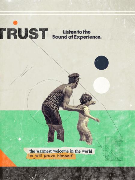 Trust by Frank Moth