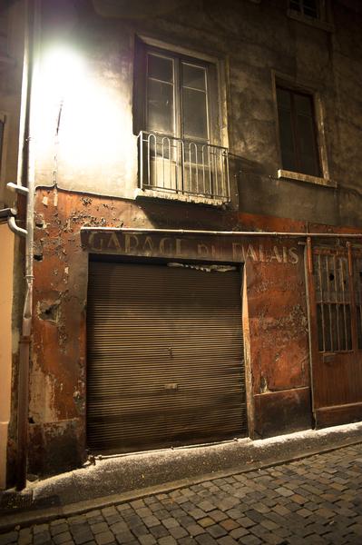 garage du palais by fauremypics