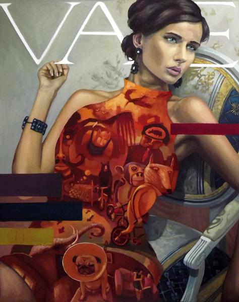 Model by alejandro Saavedra Solano