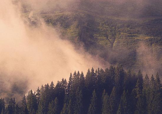 MOUNTAIN SECRET by DANIEL COULMANN