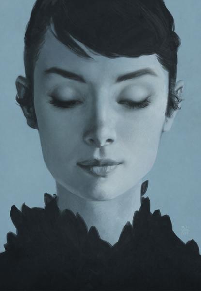 Audrey by yurishwedoff