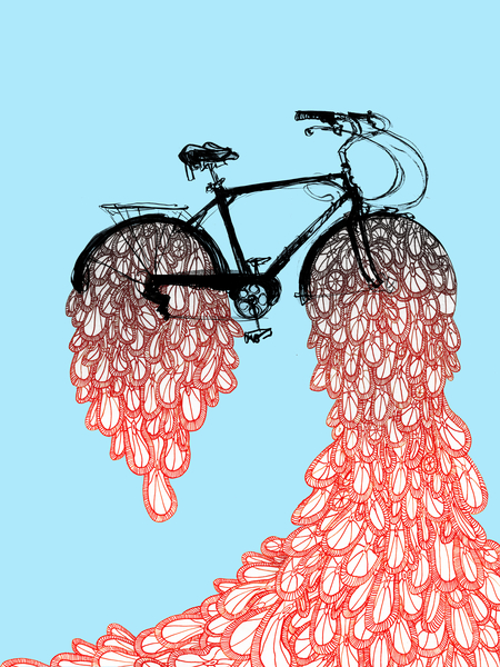 Bike by Alice Holleman