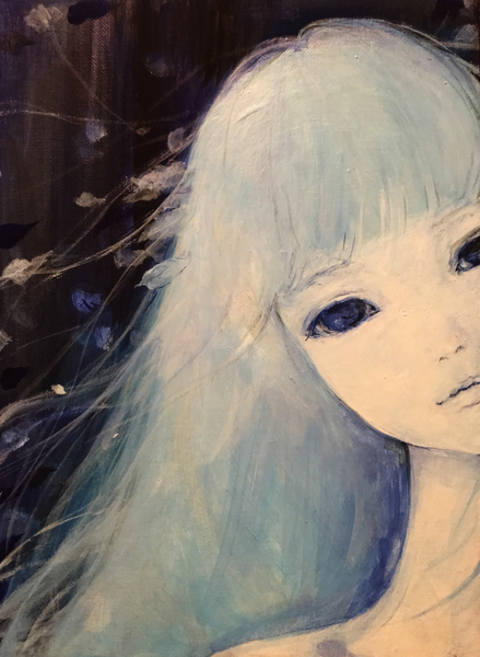 Blue 38 by Ai Natori