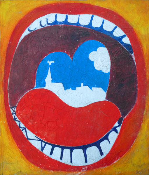 Souvenir de Province by Georgio Fabrello