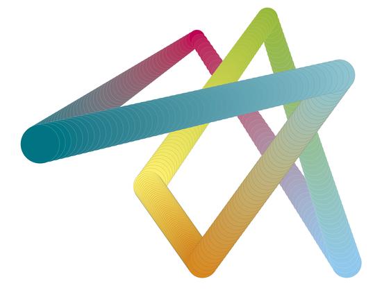 Cintetik Rainbow by Yann Tobey
