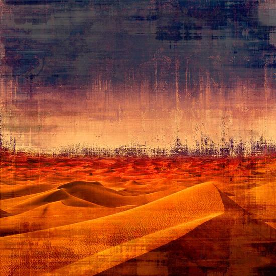 Desert by Malixx