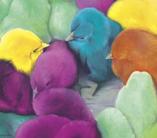 Chicks III by di-tommaso
