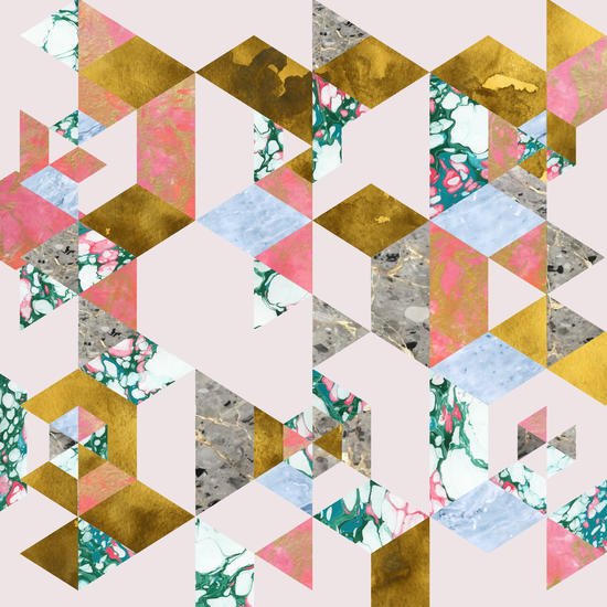 Geometry in Love #artsider by Uma Gokhale