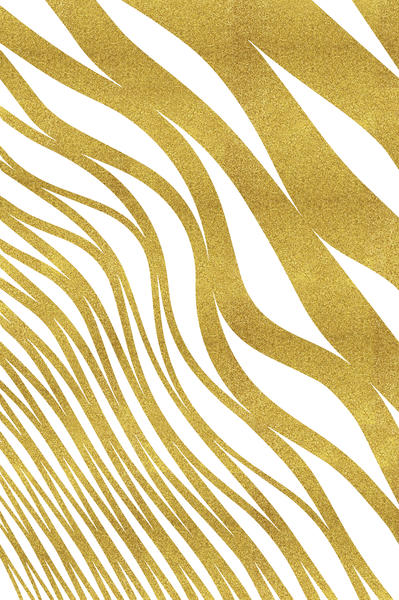 Golden Wave by Uma Gokhale