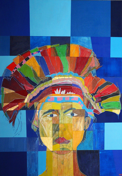 Indian  by Pierre-Michael Faure