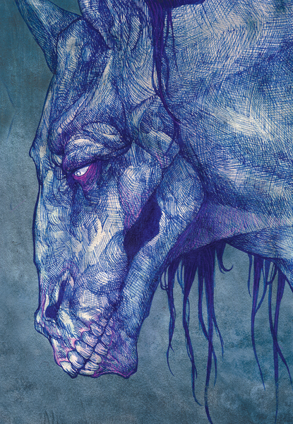 Kelpie by Alice Holleman