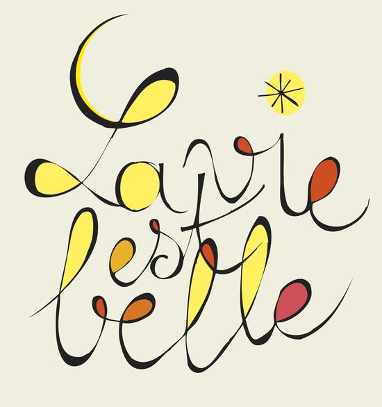 La vie est belle by Alex Xela