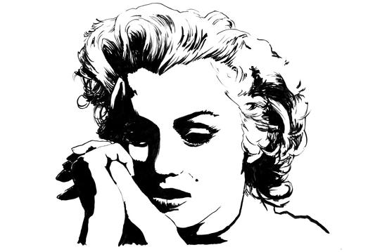 Marilyn by maya naruse