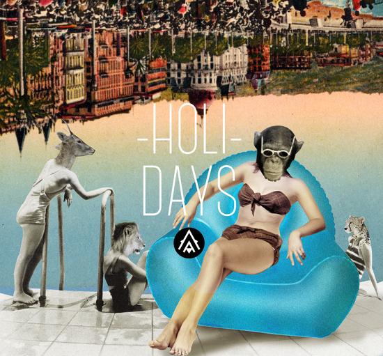 Holidays by Alfonse