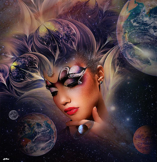 COSMIC BEAUTY by G. Berry