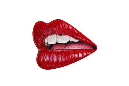Lips by Nika_Akin