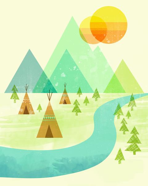 Native Lands by Jenny Tiffany