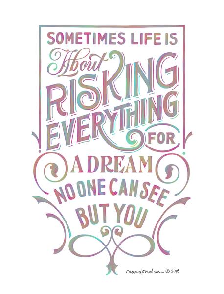 Risking Everything by noviajonatan