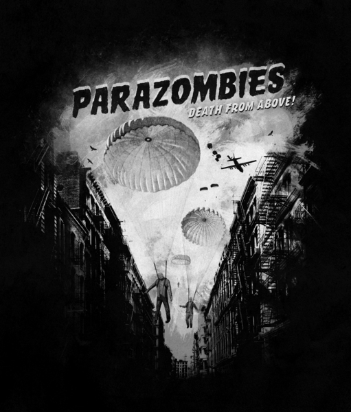 Parazombies by Florent Bodart - Speakerine