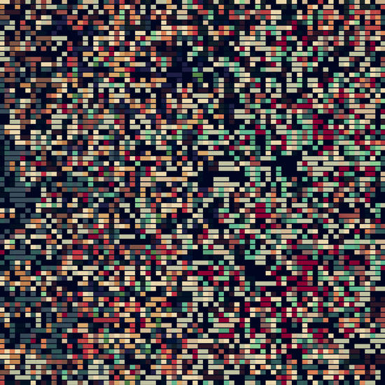 Pixelmania III by Metron