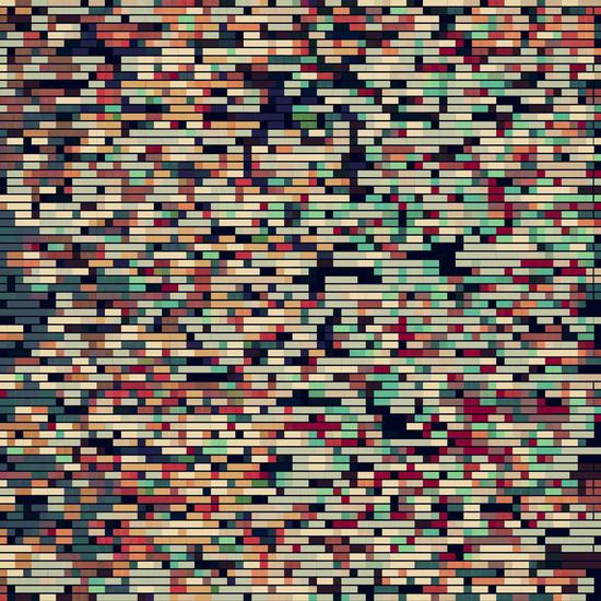 Pixelmania VIII by Metron
